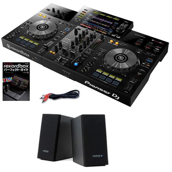 Pioneer DJ XDJ-RR+ PM0.1eスピーカーSET【今なら豪華3大特典プレゼント!】【あす楽対応】【土・日・祝 発送対応】
