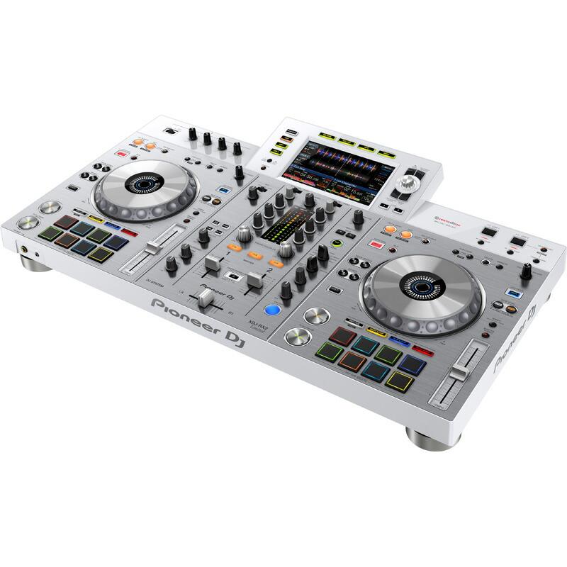 Pioneer DJ XDJ-RX2-W【ブリリアントホワイトモデル】【今なら豪華4大特典 プレゼント!】【あす楽対応】【土・日・祝 発送対応】