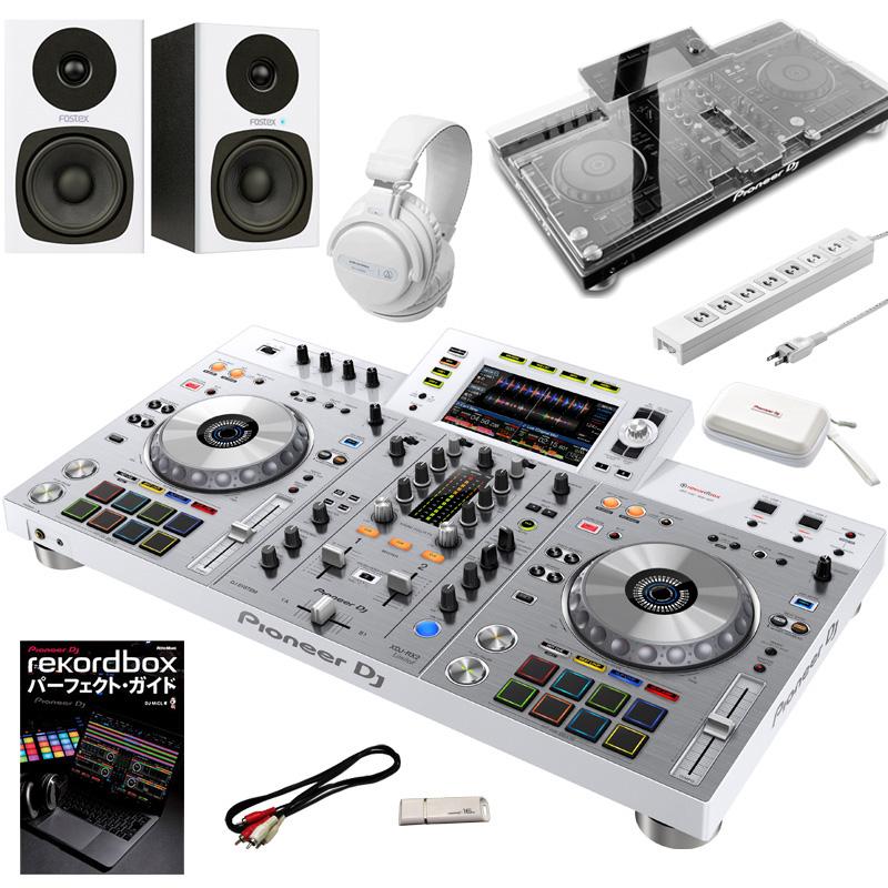 Pioneer XDJ-RX2-W DJ XDJ-RX2-W 初心者DJ豪華9点SET【rekordbox djライセンスキー付属 DJ Pioneer】, 猿島郡:1ccfd277 --- officewill.xsrv.jp