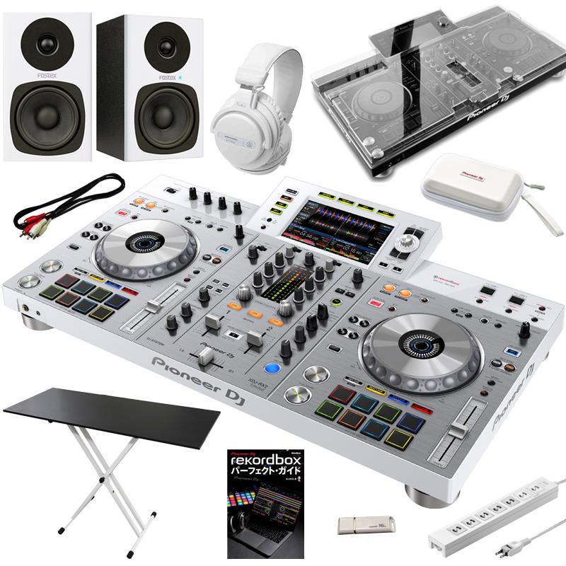 Pioneer XDJ-RX2-W DJ DJ Pioneer XDJ-RX2-W 初心者DJ豪華9点+DJテーブルSET【rekordbox djライセンスキー付属】, こまき5金:b3c6c751 --- officewill.xsrv.jp