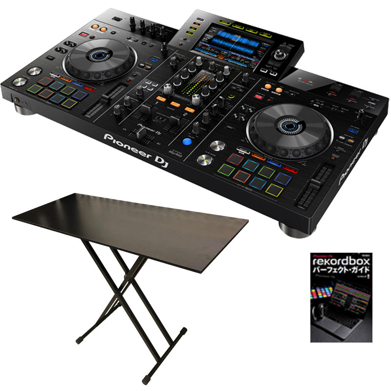 Pioneer DJ XDJ-RX2 + DJT-29 DJテーブルセット 【今なら豪華3大特典プレゼント!】【土・日・祝 発送対応】