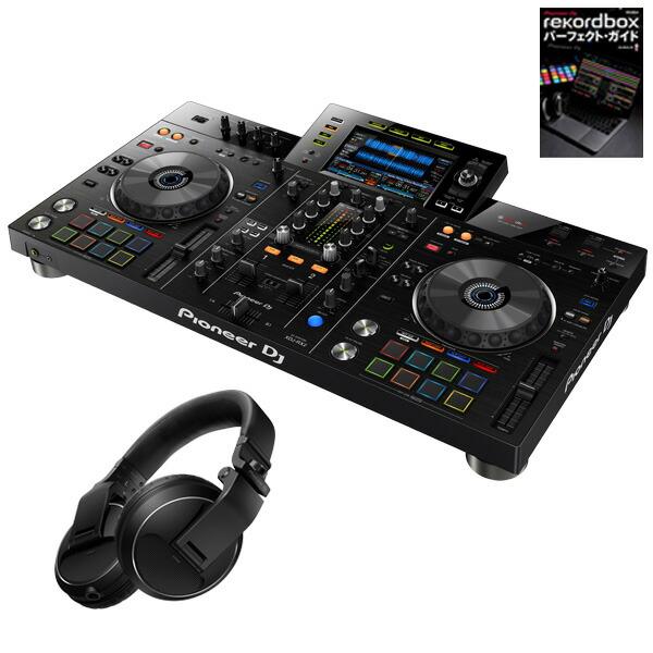 Pioneer DJ XDJ-RX2 + HDJ-X5-K ヘッドホンセット 【今なら豪華3大特典プレゼント!】【あす楽対応】【土・日・祝 発送対応】