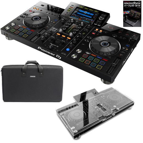 Pioneer DJ XDJ-RX2 + MAGMAキャリングケース セット 【今なら豪華3大特典プレゼント!】