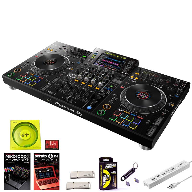 Pioneer DJ XDJ-XZ【今なら豪華7大特典プレゼント!】【USBメモリでのDJプレイ、rekordbox djライセンス付属、Serato DJ Pro無償版に対応】【あす楽対応】【土・日・祝 発送対応】
