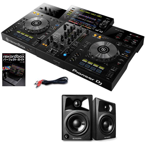 Pioneer DJ XDJ-RR + AV42スピーカーSET