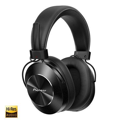 Pioneer SE-MS7BT-K【Bluetoothハイレゾヘッドホン】【ブラック】