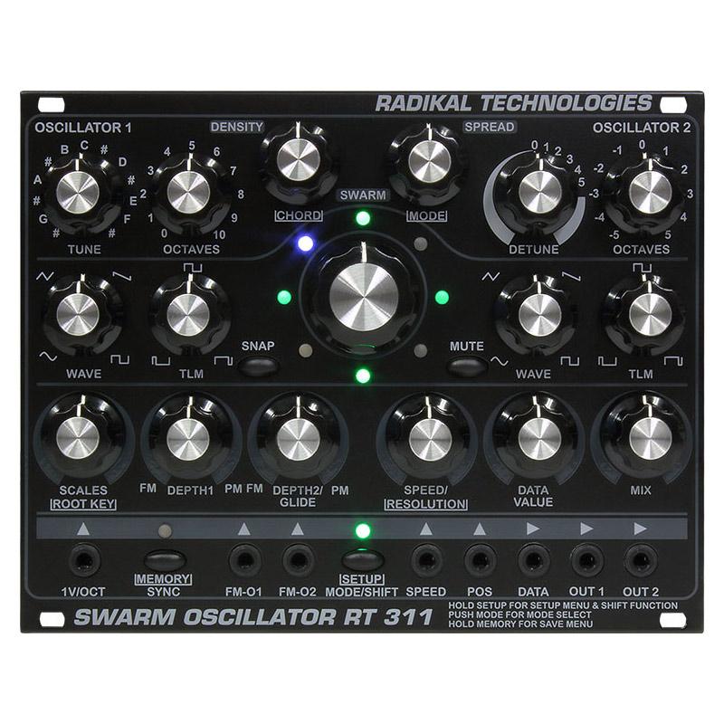 RADIKAL TECHNOLOGIES RT-311 Swarm Oscillator【お取り寄せ商品】