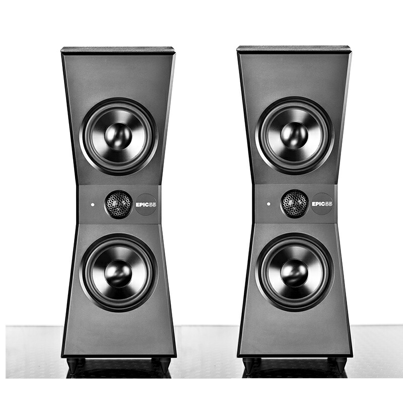 リプロデューサー 直営ストア オーディオ セール価格 モニタースピーカー reProducer Epic Audio ペア 55