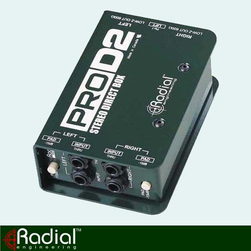 Radial PRO D2【p5】