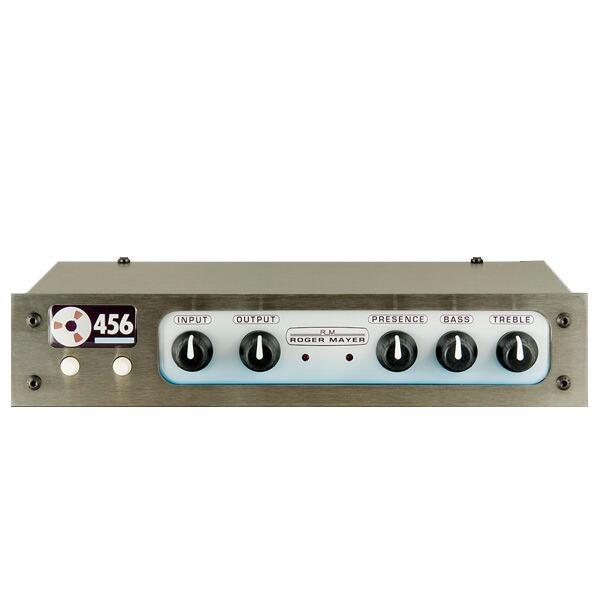 ROGER MAYER 456 stereo 【2chアナログテープシミュレーター】