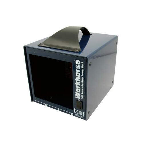 Radial Workhorse Cube(500シリーズ互換モジュール・フレーム、3スロット)(VPR Alliance)【国内正規品】