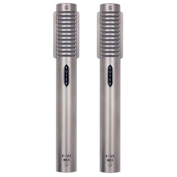RoyerLabs R-122 mk2 Matched Pair