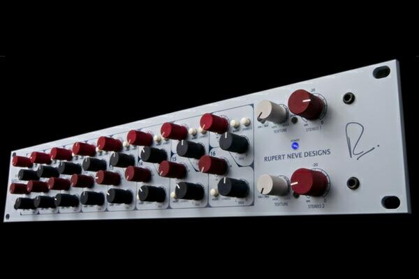 Rupert Neve Designs 5059 Satellite 16 x 2 + 2 Summing Mixer