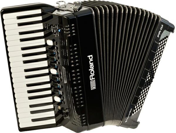 Roland FR-4X BK(ピアノタイプ・ブラック)【1台限定・純正リュック型ソフトケース+充電器セット付!】【p5】