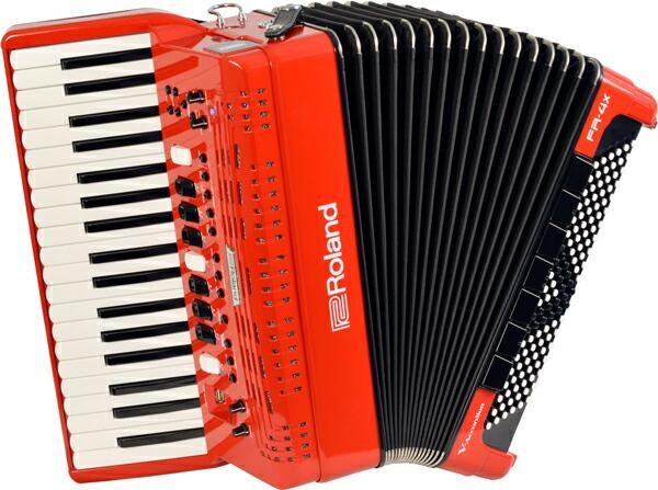 Roland FR-4X RD(ピアノタイプ・レッド)【1台限定・純正リュック型ソフトケース+充電器セット付!】【p5】