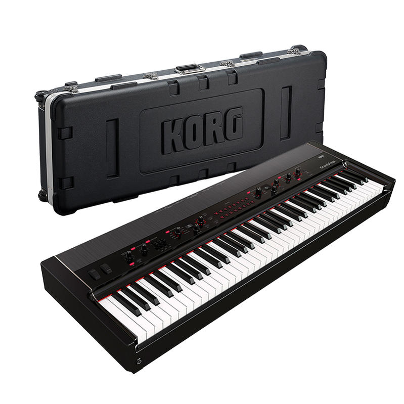 KORG Grandstage GS1-73+純正ハードケース(HC-GRANDSTAGE)セット