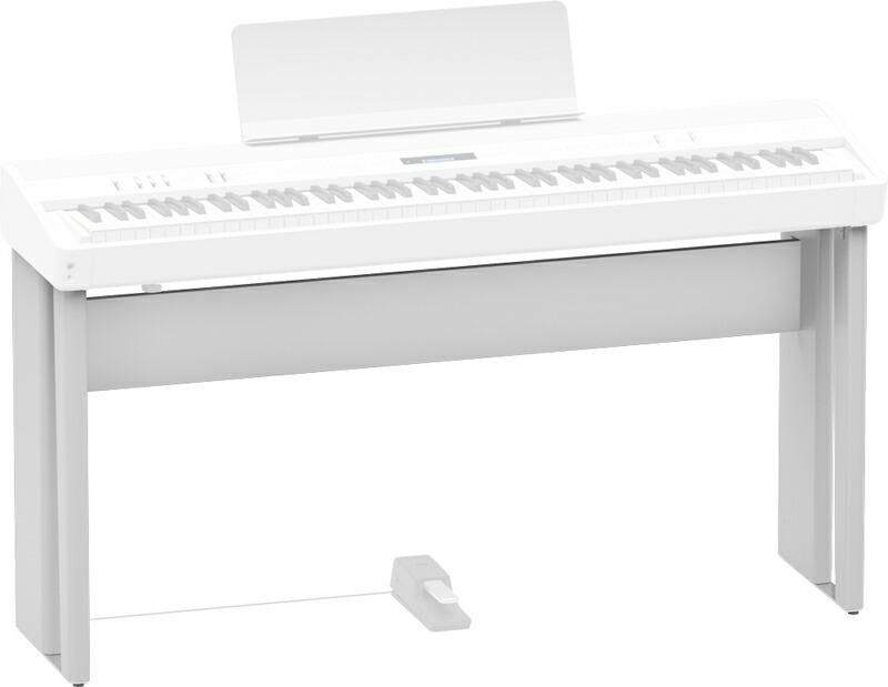 Roland KSC-90-WH ホワイト【FP-90専用スタンド】