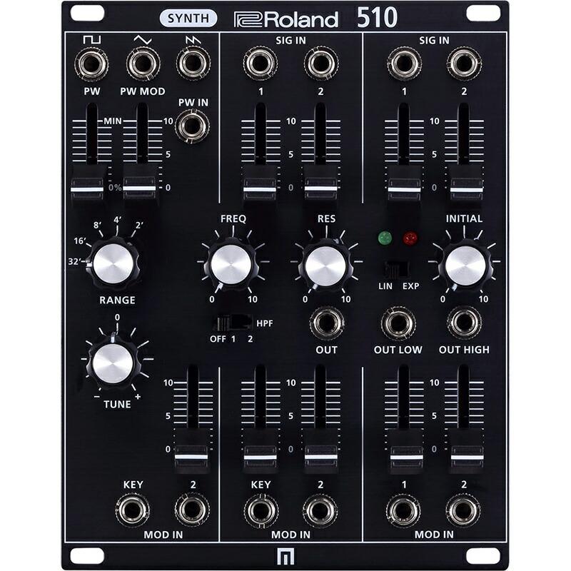 Roland SYSTEM-500 510 SYNTH【ユーロラック規格モジュール】