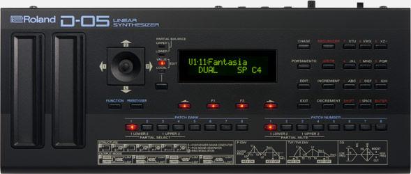 Roland D-05 [Boutique Series]【あす楽対応】【土・日・祝 発送対応】
