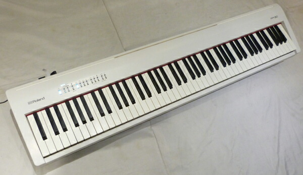 RolandFP-30-WH