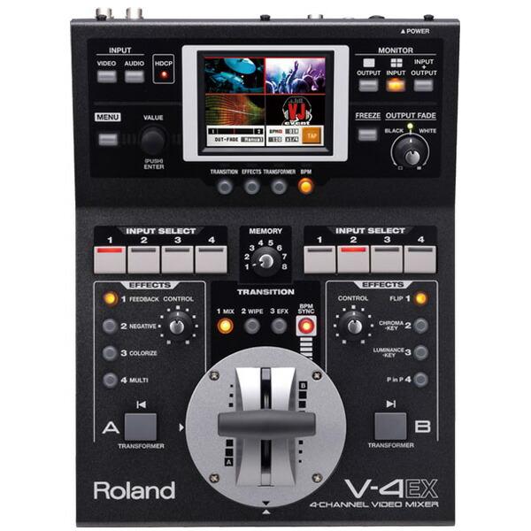 Roland V-4EX 【土・日・祝 発送対応】【p10】