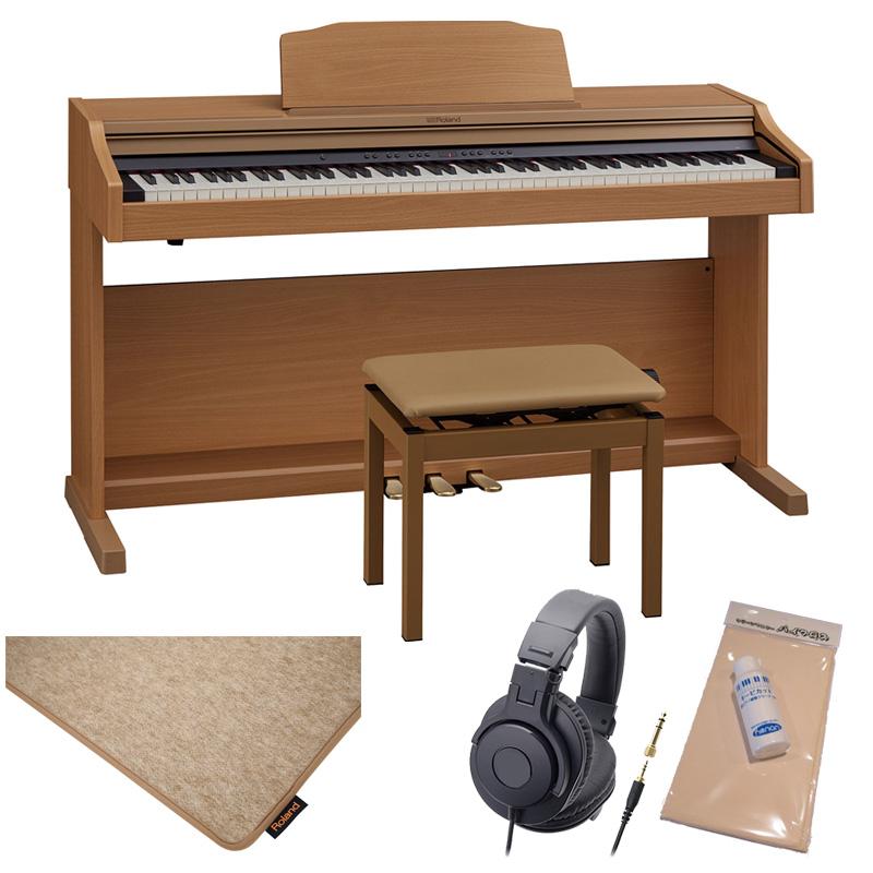 Roland RP501R-NBS【純正ピアノ・マット(HPM-10)セット】【数量限定!豪華3大特典付き!】【p10】※代金引換はご利用いただけません