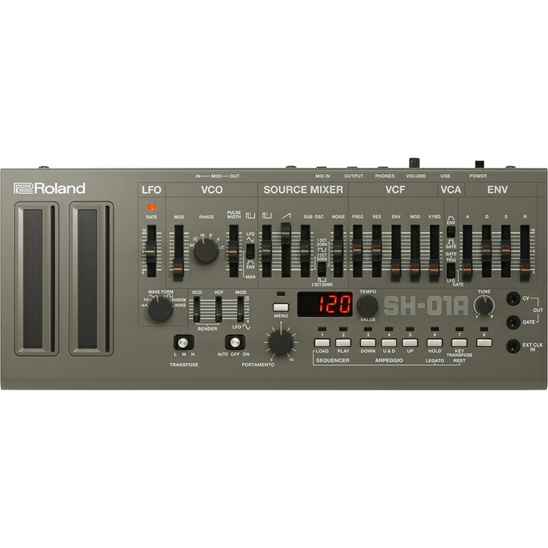 Roland SH-01A [Boutique Series]【あす楽対応】【土・日・祝 発送対応】