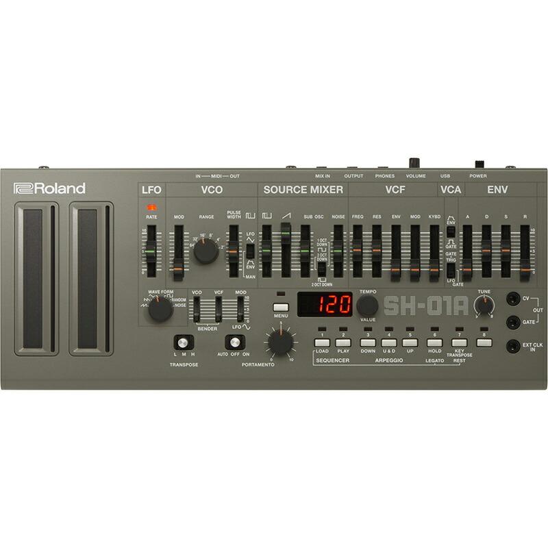 Roland SH-01A [Boutique Series]【あす楽対応】【土・日・祝 発送対応】