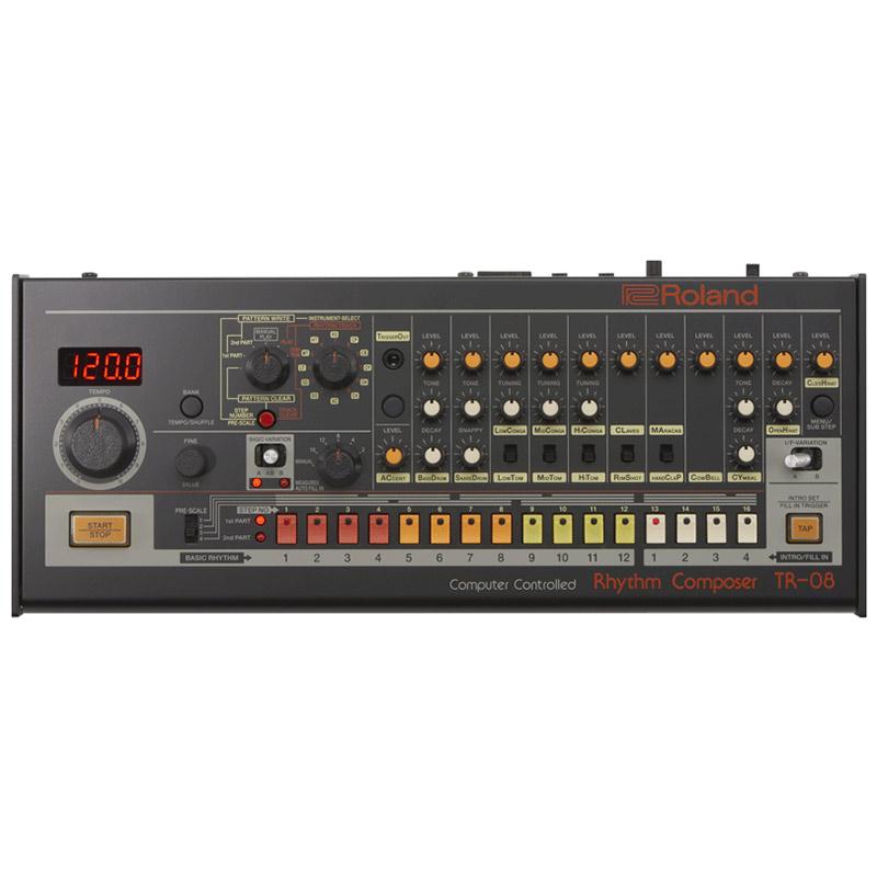 Roland TR-08 [Boutique Series]【あす楽対応】【土・日・祝 発送対応】【p5】