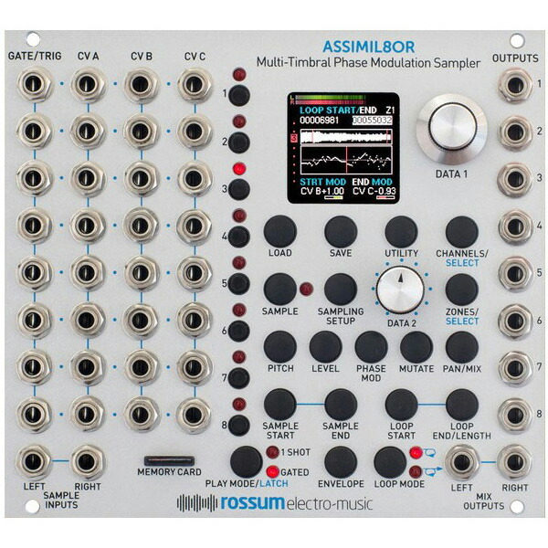 Rossum Electro-Music Assimil8tor【お取り寄せ商品】