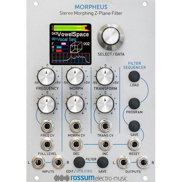 Rossum Electro-Music Morpheus【お取り寄せ商品】