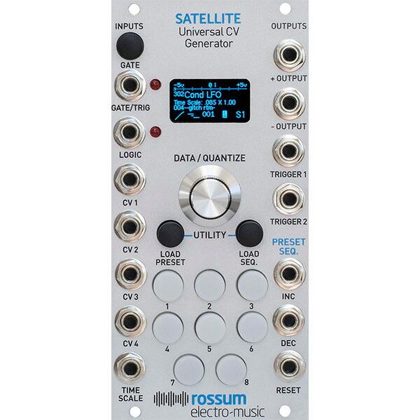 Rossum Electro-Music Satellite【お取り寄せ商品】