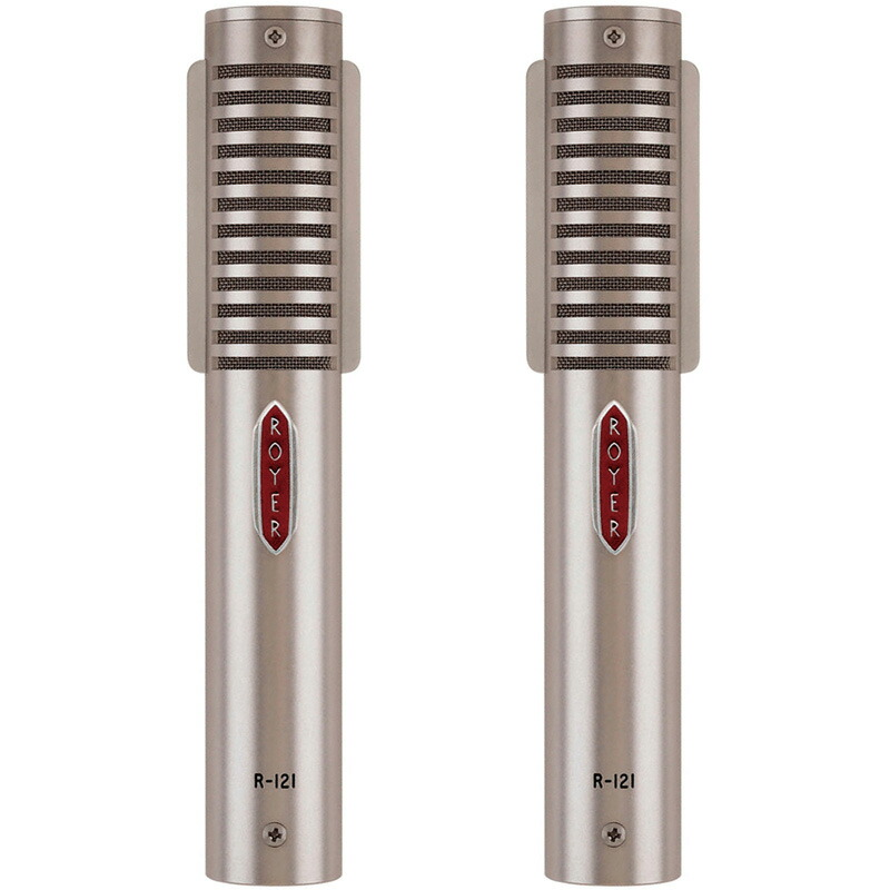 RoyerLabs R-122 MK2L Matched Pair【お取り寄せ商品】