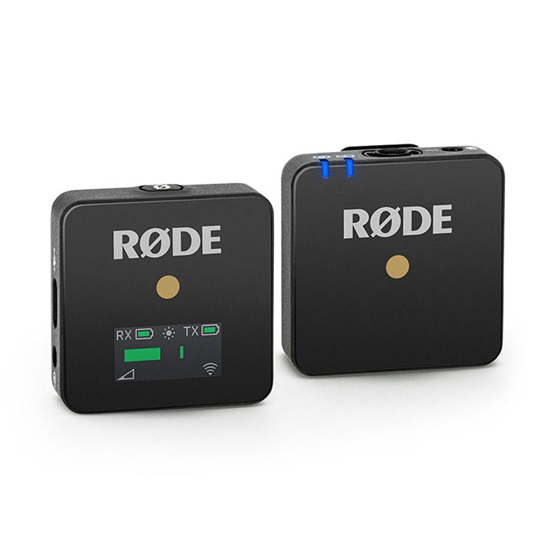 ロード 毎日続々入荷 ワイヤレスゴー ワイヤレスマイク RODE Wireless 最新号掲載アイテム GO WIGO ワイヤレス送受信機 のセット 送信機にはマイク内蔵 土 日 発送対応 祝 あす楽対応