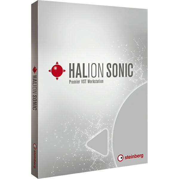 Steinberg HALion Sonic 3【予約商品・5月末以降】