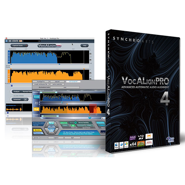 SynchroArts VOCALIGN PRO 4
