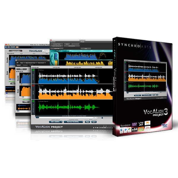 SynchroArts VOCALIGN PROJECT 3