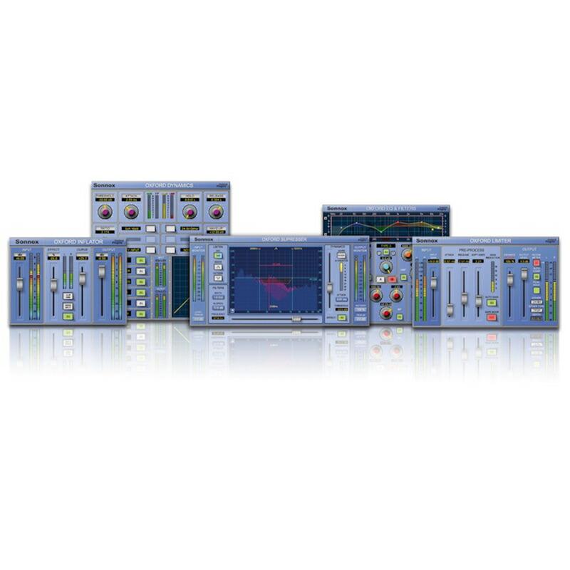 SONNOX Broadcast HD-HDX (5 Oxford Plug-ins)