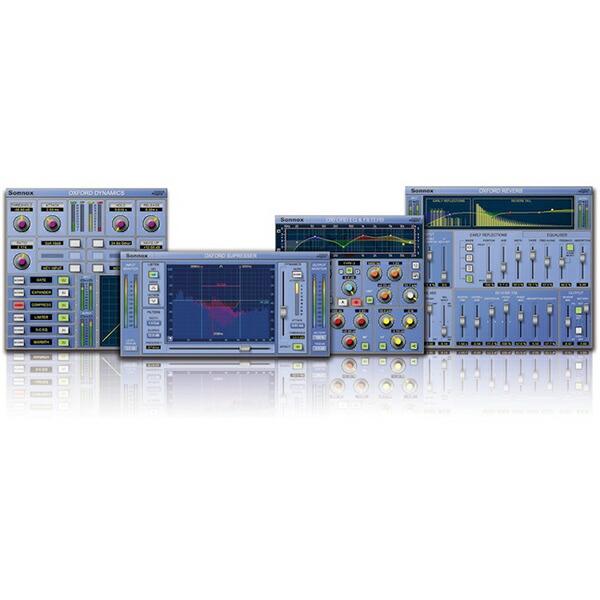 SONNOX Essential HD-HDX (EQ+Dynamics+Reverb+SuprEsser)