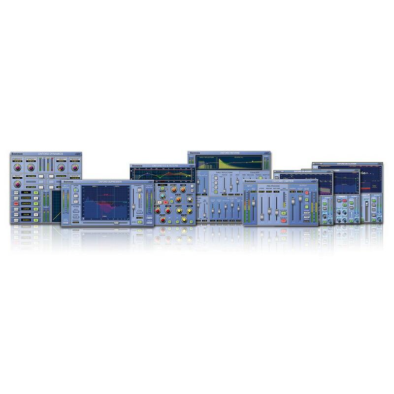 SONNOX Post HD-HDX (8 Oxford Plug-ins)