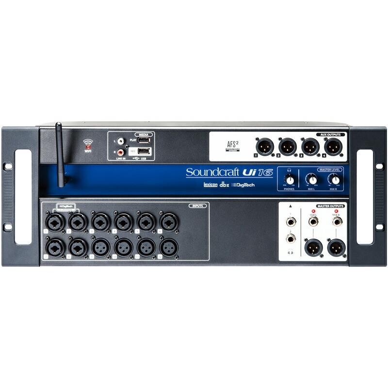 予約販売 Ui16 SoundcraftSoundcraft Ui16, パール優美:bed319df --- palmnilsson.se