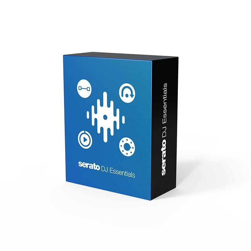 serato  Serato DJ Essentials(エクスパンション·パック)