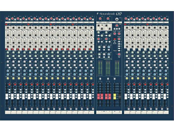 Soundcraft LX7II 24ch