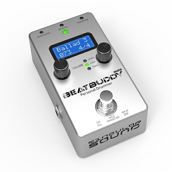 Singular Sound BeatBuddy Mini 【お取り寄せ商品・納期別途ご連絡】