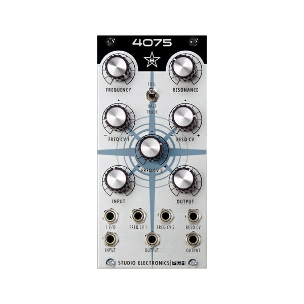 Studio Electronics Modstar 4075 ARP 2600 type Filter