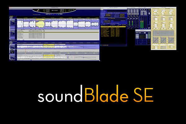 Sonic Studio soundBlade SE (Mac Stand Alone)【オンライン納品専用】※代金引換はご利用頂けません。