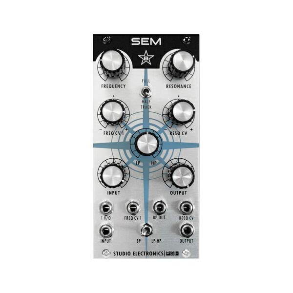 Studio Electronics Modstar SEM Oberheim type 12dB Filter