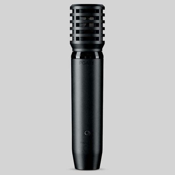SHURE PGA81-XLR【4.6m XLRケーブル付属】【予約商品・納期1.5~2ヶ月】