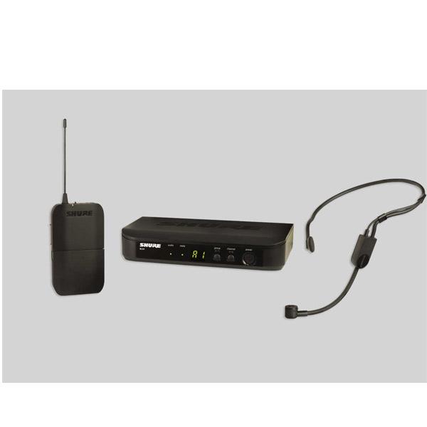 SHURE BLX14J/P31 ヘッドウォーン ワイヤレス システム