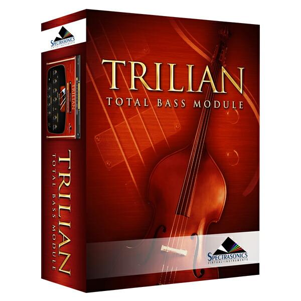 SPECTRASONICS TRILIAN(USB Drive)【USBインストーラー版】